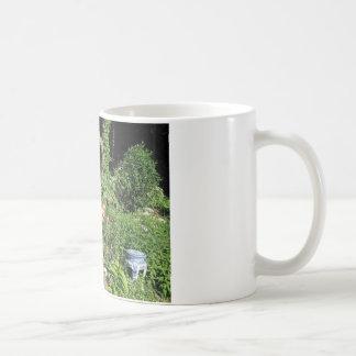 Summer Garden Forest Coffee Mug