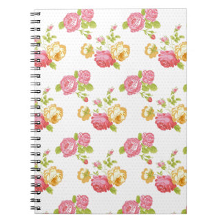 Summer Garden.jpg Spiral Notebook