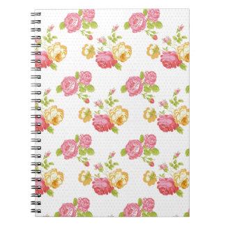 Summer Garden.jpg Spiral Notebook
