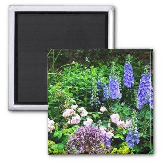 Summer Garden magnet