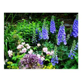 Summer Garden Post Cards