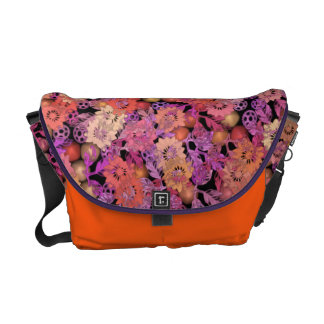 Summer Garden VII Messenger Bag