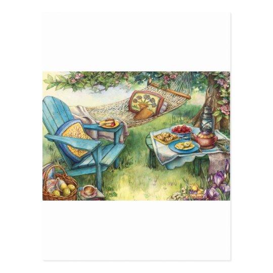 Summer Gifts Postcard