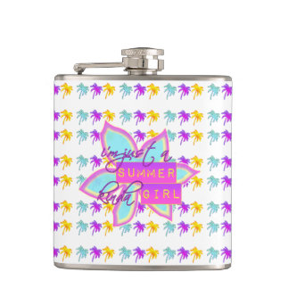 Summer Girl Flasks