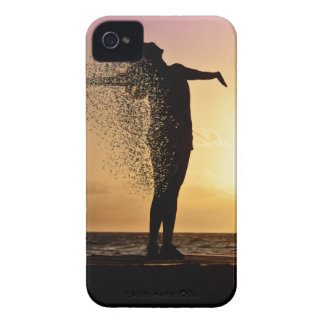 Summer Girl iPhone 4 Case-Mate Case