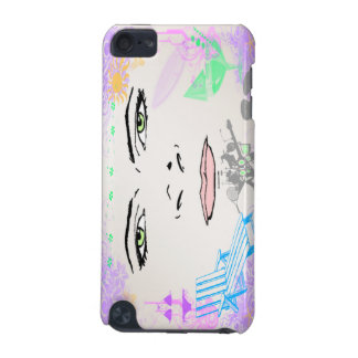 Summer Girl iPod Touch Case