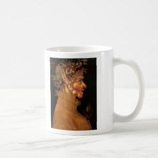 Summer - Giuseppe Arcimboldo Classic White Coffee Mug