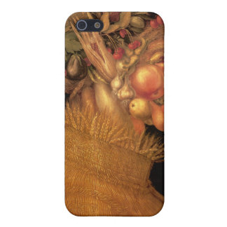 Summer - Giuseppe Arcimboldo iPhone SE/5/5s Cover