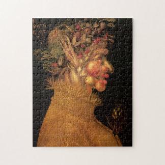 Summer - Giuseppe Arcimboldo Jigsaw Puzzle