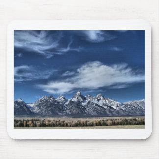 Summer Grand Teton Range Mouse Pad