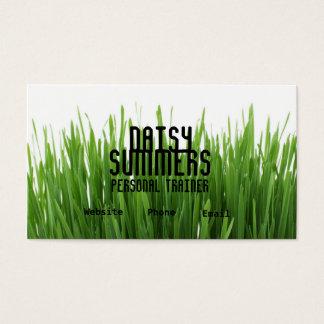 Summer Grass Business Cards
