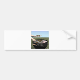 Summer Grilling Bumper Stickers
