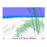 Summer Gulf Shores Alabama 2014 by: Da'vy Postcard