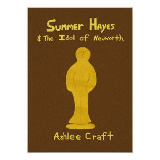 Summer Hayes and the Idol of Neuworth Book Poster