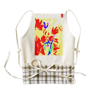 Summer HEART Apron