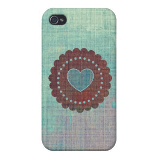 Summer Heart iPhone 4/4S Cases