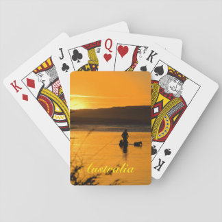 Summer Heat 3 Playing Cards