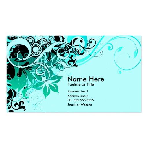 summer hi-fi business card