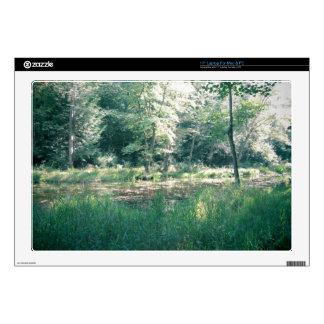 Summer hike laptop decals