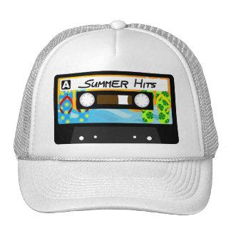 Summer Hits Tape Trucker Hat
