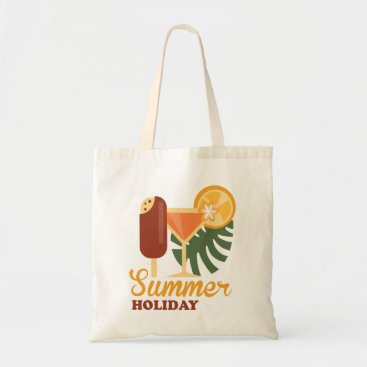 Beach Themed Summer Holiday Budget Beach Tote