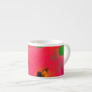 Summer holiday espresso cup