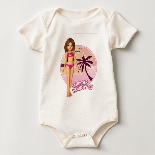 Summer Holiday Sadie 16 Baby T-Shirt