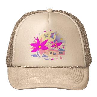 Summer Holidays Trucker Hat