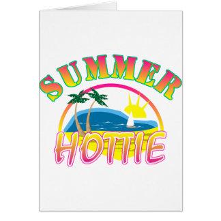 Summer Hottie Cards