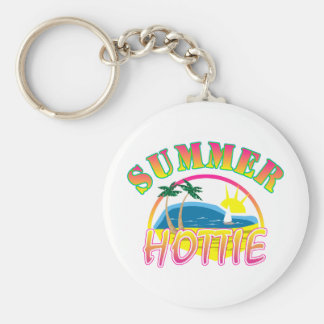 Summer Hottie Keychain