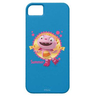 Summer Hugglemonster 1 iPhone SE/5/5s Case
