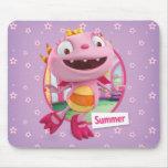 Summer Hugglemonster 2 Mousepads