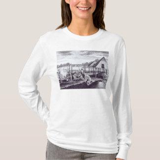 Summer Huts T-Shirt