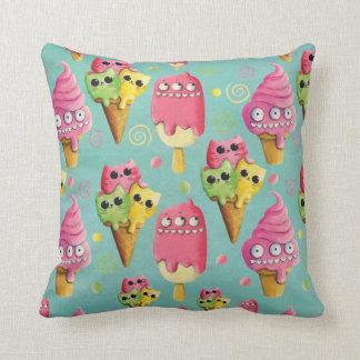 Summer Ice Cream Mix Pillows