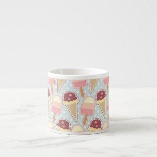 Summer Ice Creams Espresso Cup