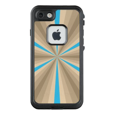 Beach Themed Summer Illusion Lifeproof Case