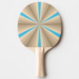 Summer Illusion Ping Pong Paddle
