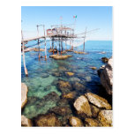 Summer in Abruzzo, Italy Postcard