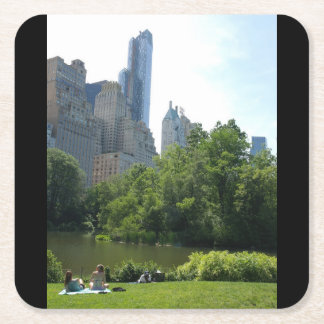 Summer in Central Park - New York City Coaster