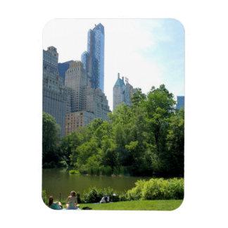 Summer in Central Park - New York City - Magnet