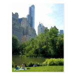 Summer in Central Park ... New York City Postcard