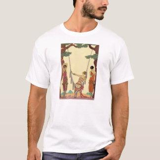 Summer in France Art Deco T-Shirt