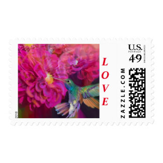 Summer in Full Bloom Postage