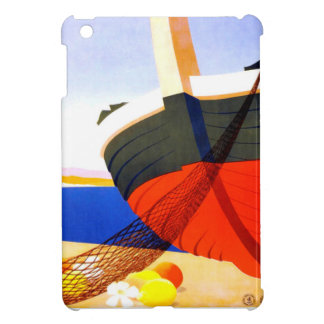 Summer in Italy Vintage Travel iPad Mini Cases