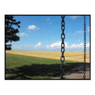 ~ Summer in Lancaster County ~ 16 Postcard