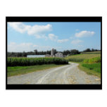~ Summer in Lancaster County ~ 64 Post Card