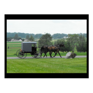 ~ Summer in Lancaster County ~ 72 Postcard