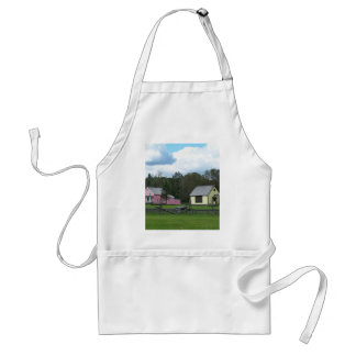 Summer In Maine Adult Apron