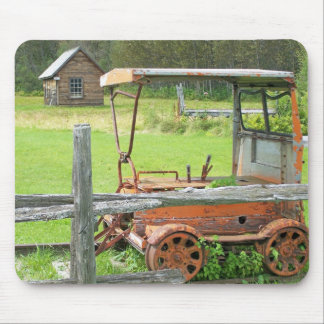 Summer In Maine Mouse Pad