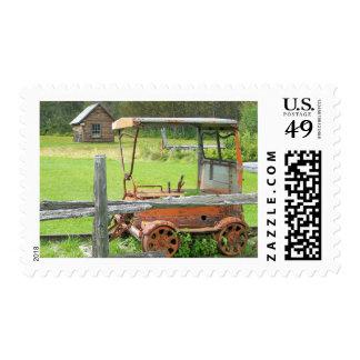 Summer In Maine Stamp
